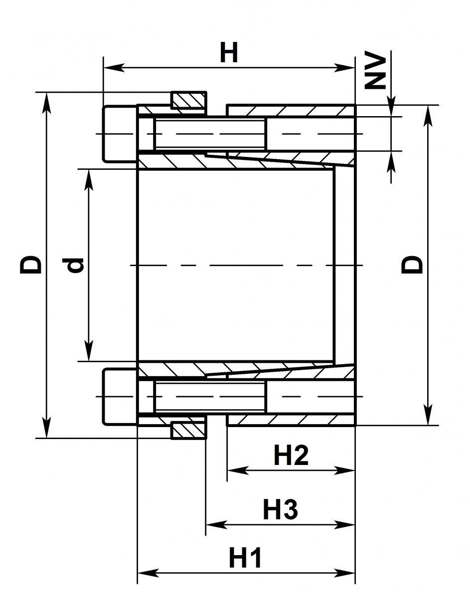 KLDB-45X75 схема