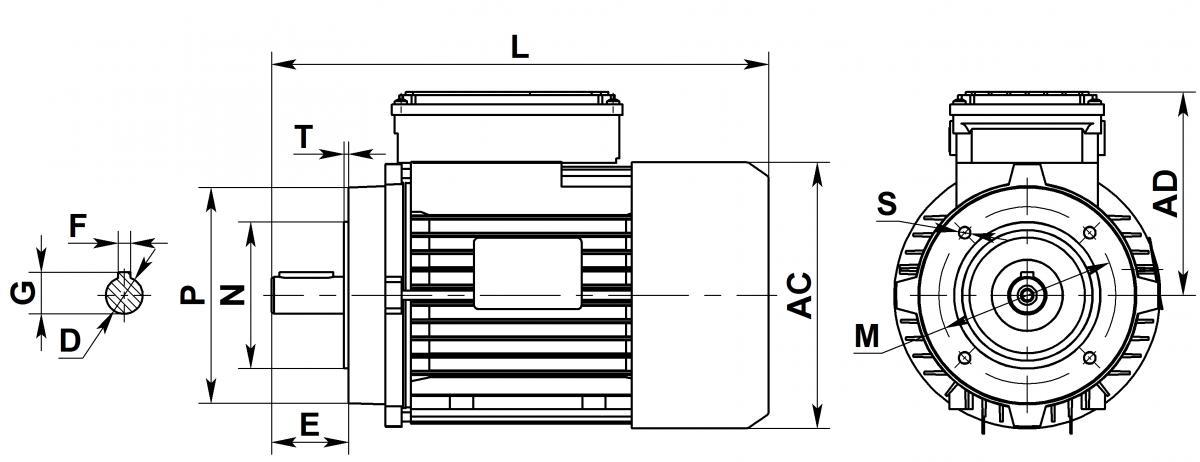 Схема Able ML - 3