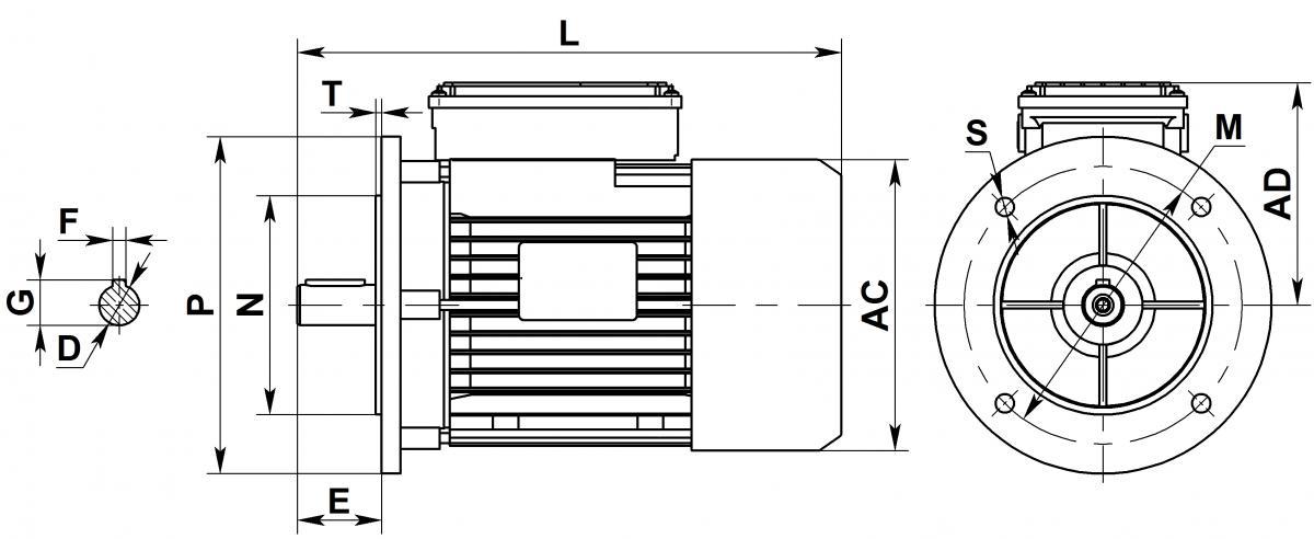 Схема Able ML - 2